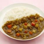 コロコロ野菜のカレー