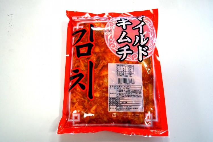 (冷凍)マイルドキムチ1kg