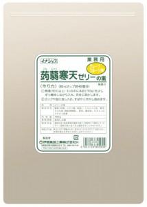 イナショク蒟蒻寒天ゼリーグレープフルーツ味
