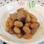 まぐろと大豆の味噌がらめ_iro