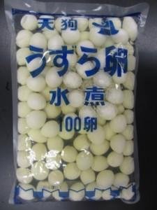 うずら卵100卵(表面) 17.12.7~